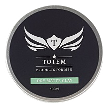 TOTEM Dry Matte Clay